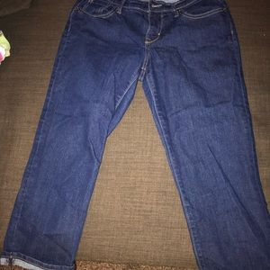 Old Navy Sweetheart Capris size 2